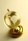 De bol van het glas Royalty-vrije Stock Afbeelding