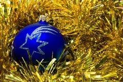 De bol van Kerstmis Stock Fotografie