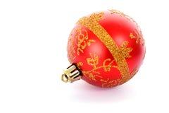 De bol van Kerstmis Royalty-vrije Stock Fotografie