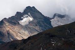 De Boliviaanse Andes stock afbeeldingen