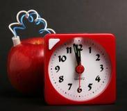 De bom van de appel Stock Fotografie