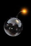 De bom van de disco Stock Afbeelding