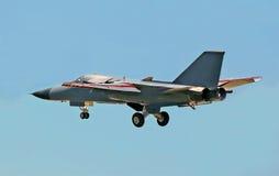 De Bommenwerper van de luchtspiegeling F 111 Royalty-vrije Stock Afbeeldingen