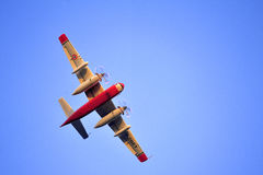 De bommenwerper van het drijverswater Royalty-vrije Stock Foto
