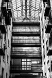 De bondgenoot van Nice, Antwerpen, België Stock Foto