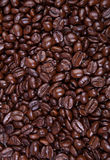 De bonen van de espresso Stock Afbeelding