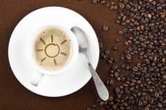 De bonen van de koffie. Royalty-vrije Stock Fotografie
