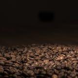 De bonen van de koffie Royalty-vrije Stock Fotografie