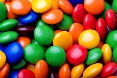 De bonen van het suikergoed Stock Foto's