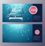 De bonmalplaatje van de Kerstmisgift met kleurrijke moderne stijl Stock Foto's