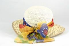De bonnet die van Pasen de boog toont Stock Afbeelding