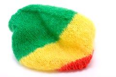 De Bonnet van Rasta stock foto