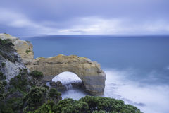 De Boog, Grote Oceaanweg Stock Afbeeldingen