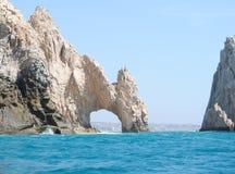 De Boog van Cabo San Lucas Royalty-vrije Stock Foto's
