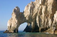 De boog van Cabo San Lucas Stock Fotografie