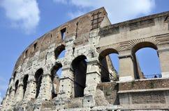 De boog van Colosseum Stock Afbeeldingen
