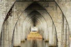 De Boog van de brug royalty-vrije stock afbeelding