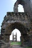 De Boog van de kathedraal stock afbeeldingen