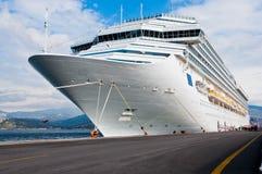 De Boog van het Schip van de cruise Royalty-vrije Stock Foto