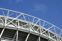 De boog van het stadion Stock Foto