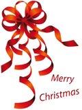 De boog van Kerstmis Stock Afbeeldingen
