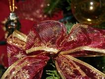De Boog van Kerstmis Royalty-vrije Stock Foto