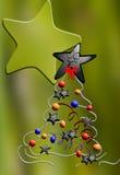 De boom van Chrismass Stock Afbeelding
