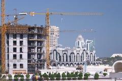 De boom van de bouw Royalty-vrije Stock Afbeeldingen