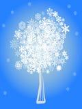 Sneeuwboom Stock Foto's