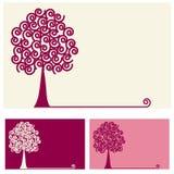De boom van de werveling vector illustratie