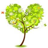 De boom van Eco Stock Foto