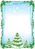 De boom van het frame Stock Foto
