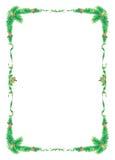 De boom van het kader Royalty-vrije Stock Fotografie