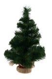 De boom van het nieuw-jaar Stock Afbeelding