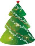 De boom van het nieuwjaar Royalty-vrije Stock Foto's