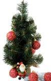 De boom van het nieuwjaar Stock Afbeeldingen