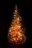 De boom van Kerstmis Stock Foto's