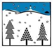 De boom van Kerstmis Royalty-vrije Stock Afbeelding