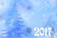 De boom van Kerstmis Royalty-vrije Stock Fotografie