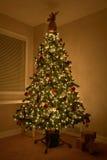 De Boom van Kerstmis van Kerstmis Royalty-vrije Stock Foto's