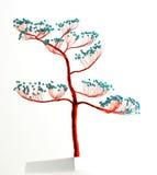 De boom van Peral Stock Afbeelding