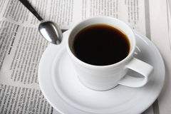 De boon van de koffie Royalty-vrije Stock Fotografie