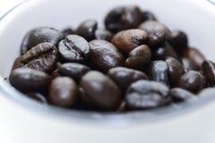 De boon van de koffie Royalty-vrije Stock Foto's
