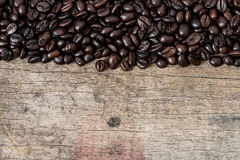 De boon van de koffie Stock Foto