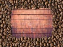 De boon van de koffie Stock Fotografie