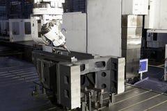 De boor van het metaal Stock Foto