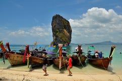 De boot van de de pasreis van de toeristengang Royalty-vrije Stock Afbeelding