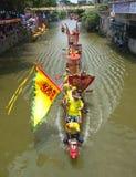 De Boot van de draak toont Stock Fotografie