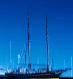 De Boot van de droom Stock Afbeeldingen