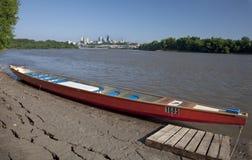 De boot van de het verslagdraak van Guiness Royalty-vrije Stock Afbeelding